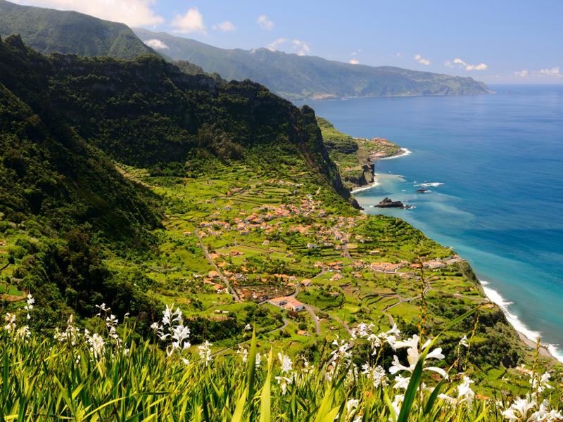 Madeira - Norden, Ponta Delgada
