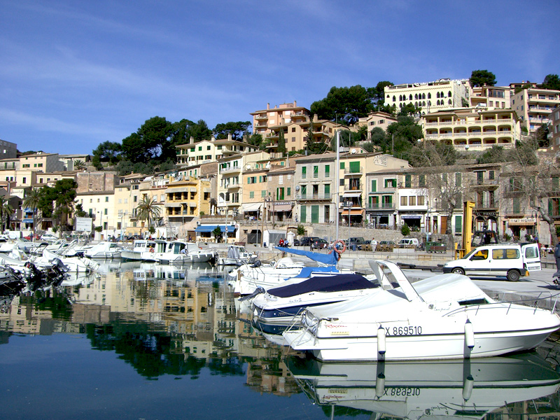 Mallorca-Port-de-Soller