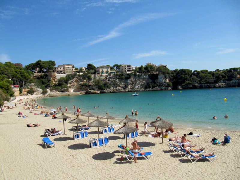 Mallorca-Strand-Porto-Cristo