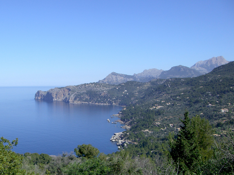 Mallorca-Wandern-Norden