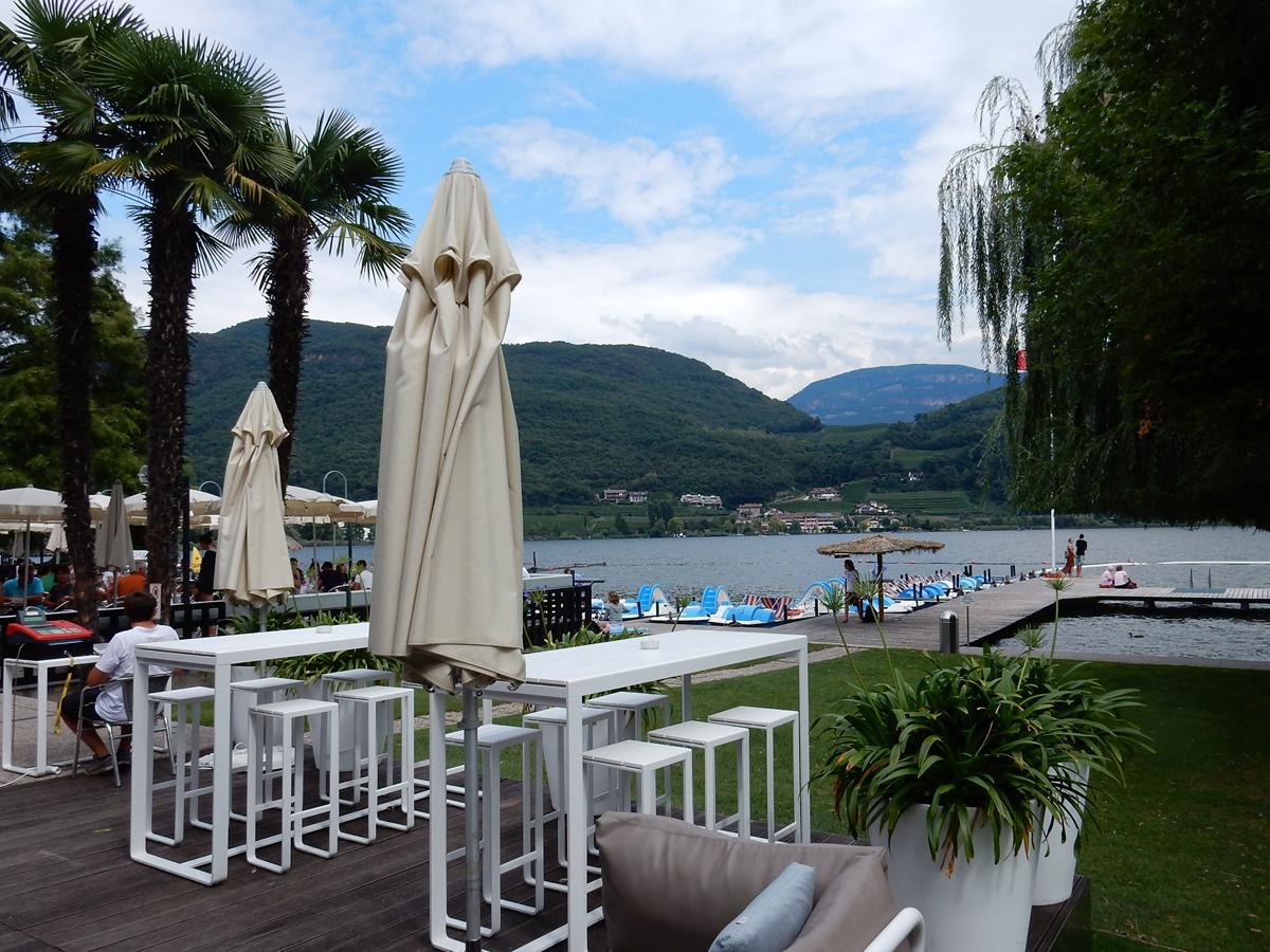 Kalterer See Hotels Direkt Am See