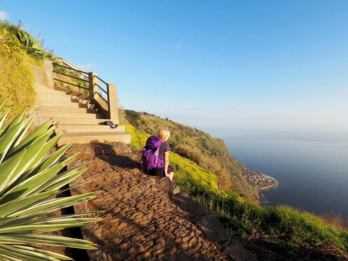Wandern Jardim do Mar - Prazeres1