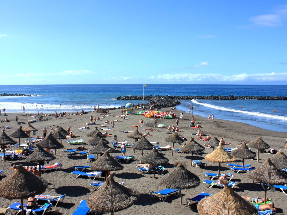 Playa de las Americas - Strand