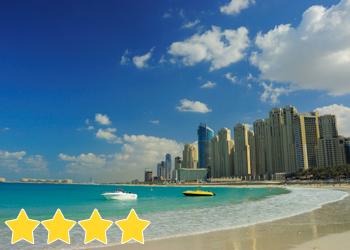 Dubai & V. A. E. - günstiger Urlaub