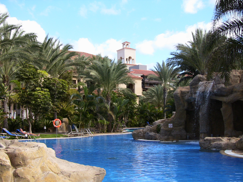 Winterurlaub - Gran Canaria, Hotel