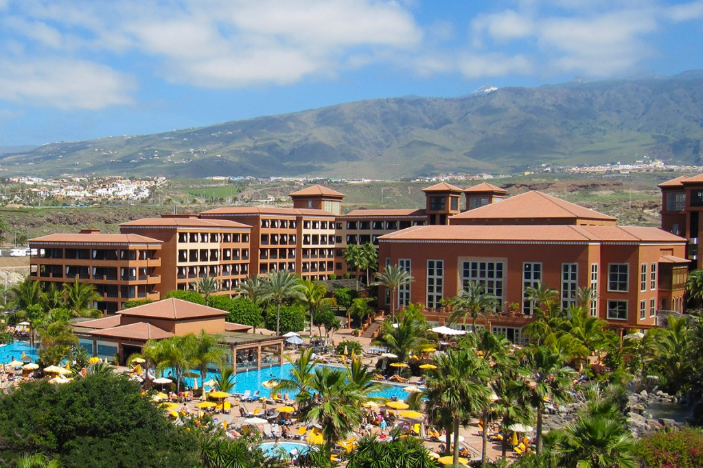 Los Cristianos Hotels  Sterne