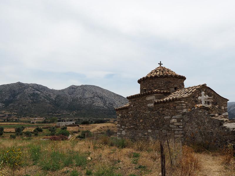 Naxos - Kirche Agios Nikolaos