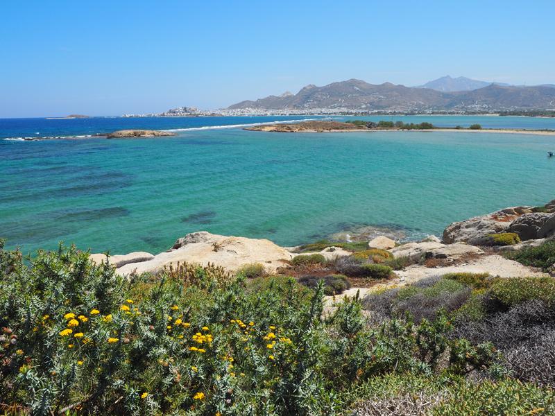 Naxos - Stelida