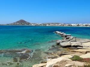 Naxos - Strand Agia Anna