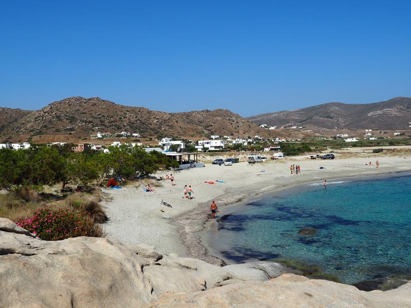 Naxos - Strand Mikri Vigla