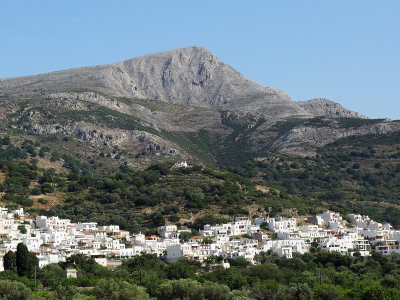 Naxos - Wandern Zas