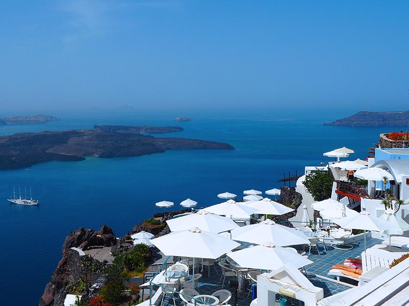 Santorin - Nur-Hotels