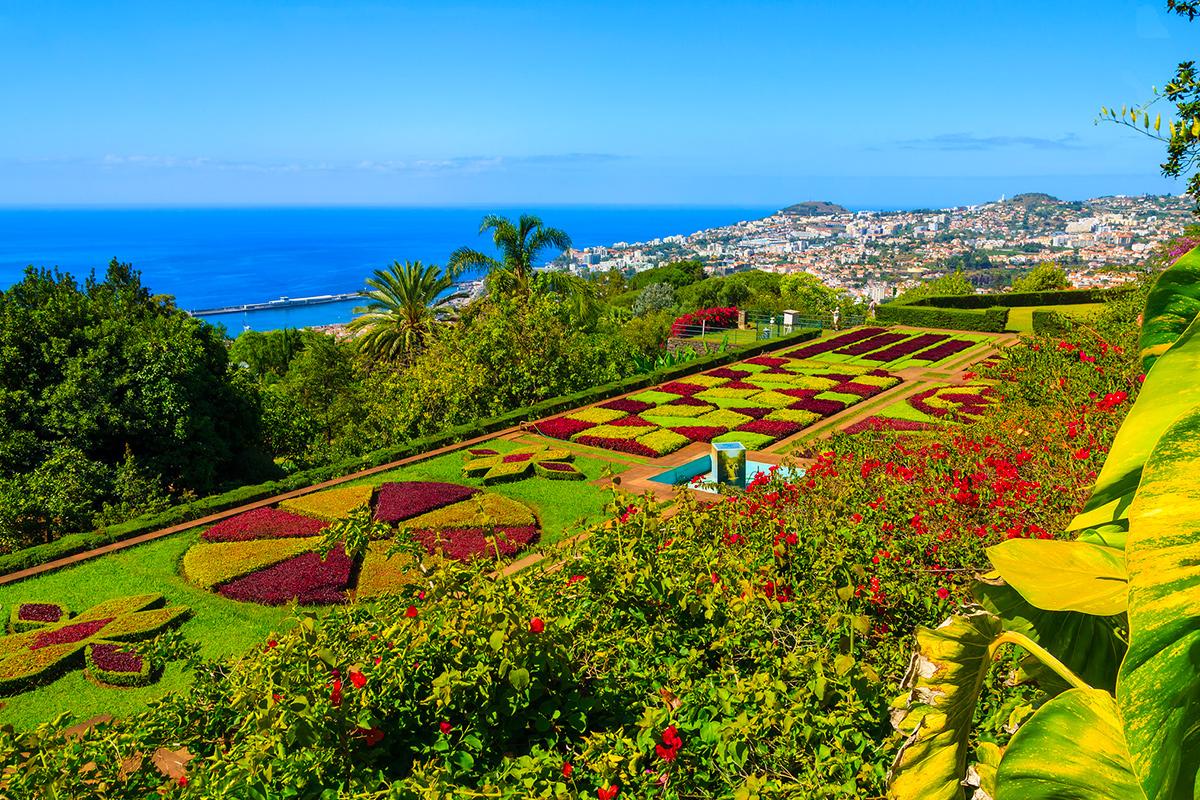 Funchal - Botanischer-Garden
