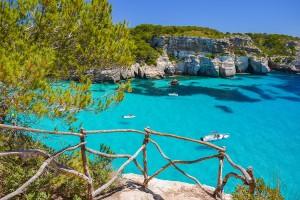 Menorca - Cala Macarelleta