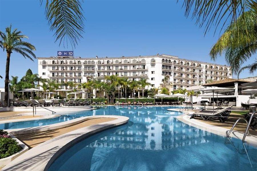 Hotel H10 Andalucia Plaza - Marbella