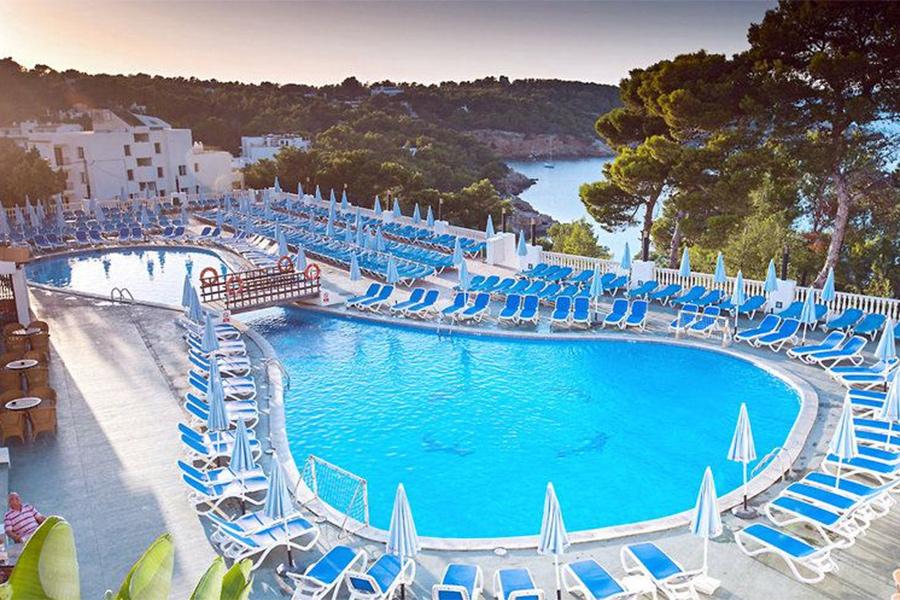 Ibiza - Hotel Presidente, Portinatx