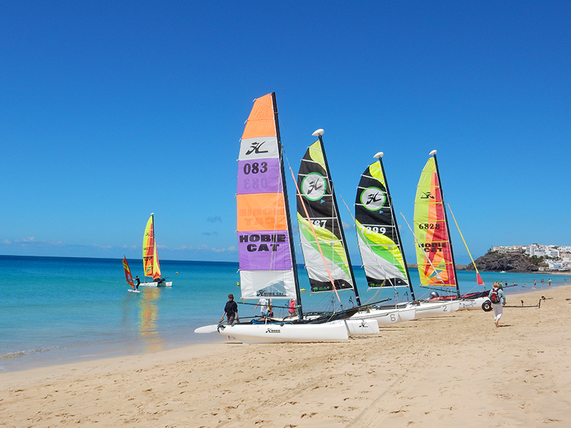 Fuerteventura - Windsurfen