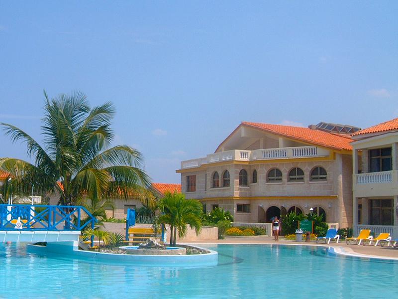 Kuba Nur-Hotels