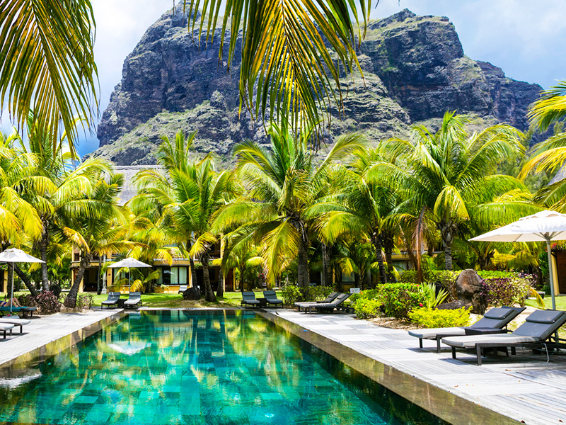 Mauritius 4-Sterne Hotels