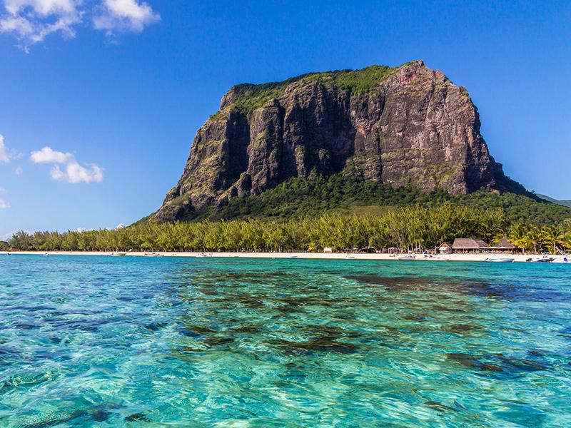 Mauritius - Le Morne Brabant