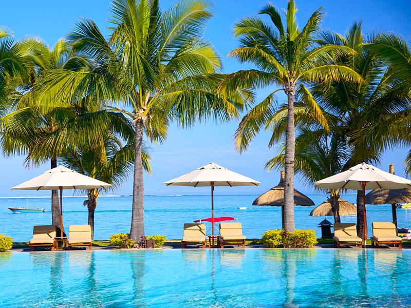 Mauritius Nur-Hotels