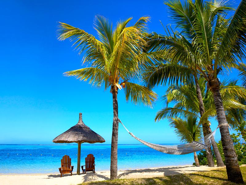 Mauritius-Strand