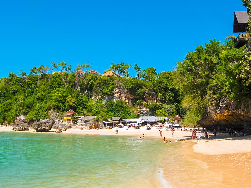 Bali - Padang Beach