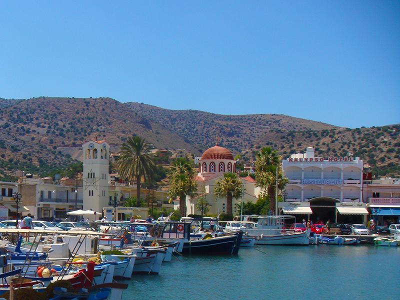 Kreta - Elounda
