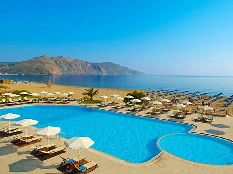 Kreta - Luxushotel
