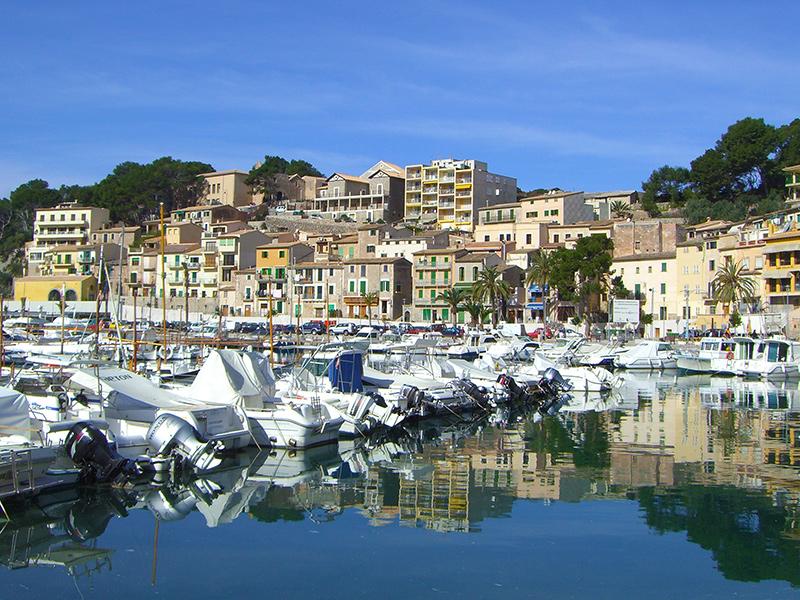 Mallorca - Port de Soller