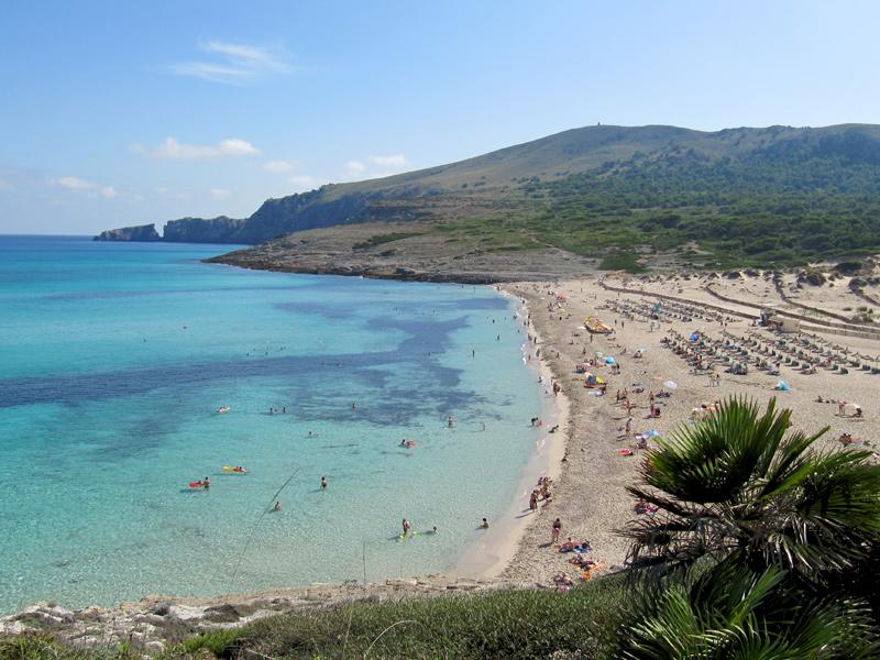 Mallorca-Strand-Cala-Mesquida
