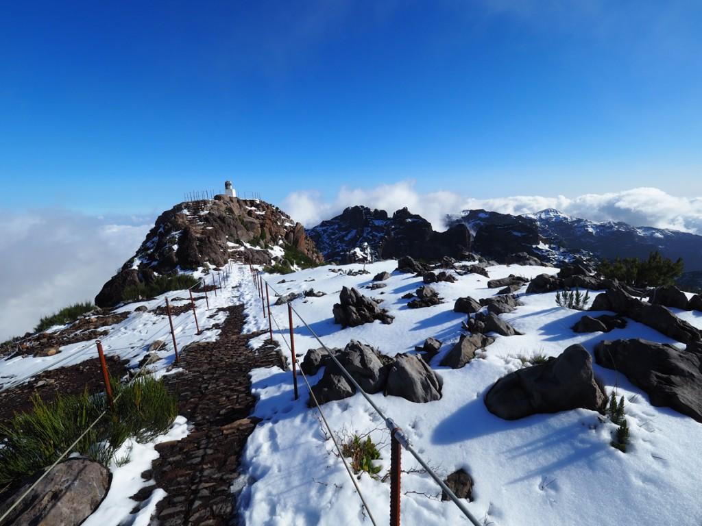 Pico Ruivo Wandern