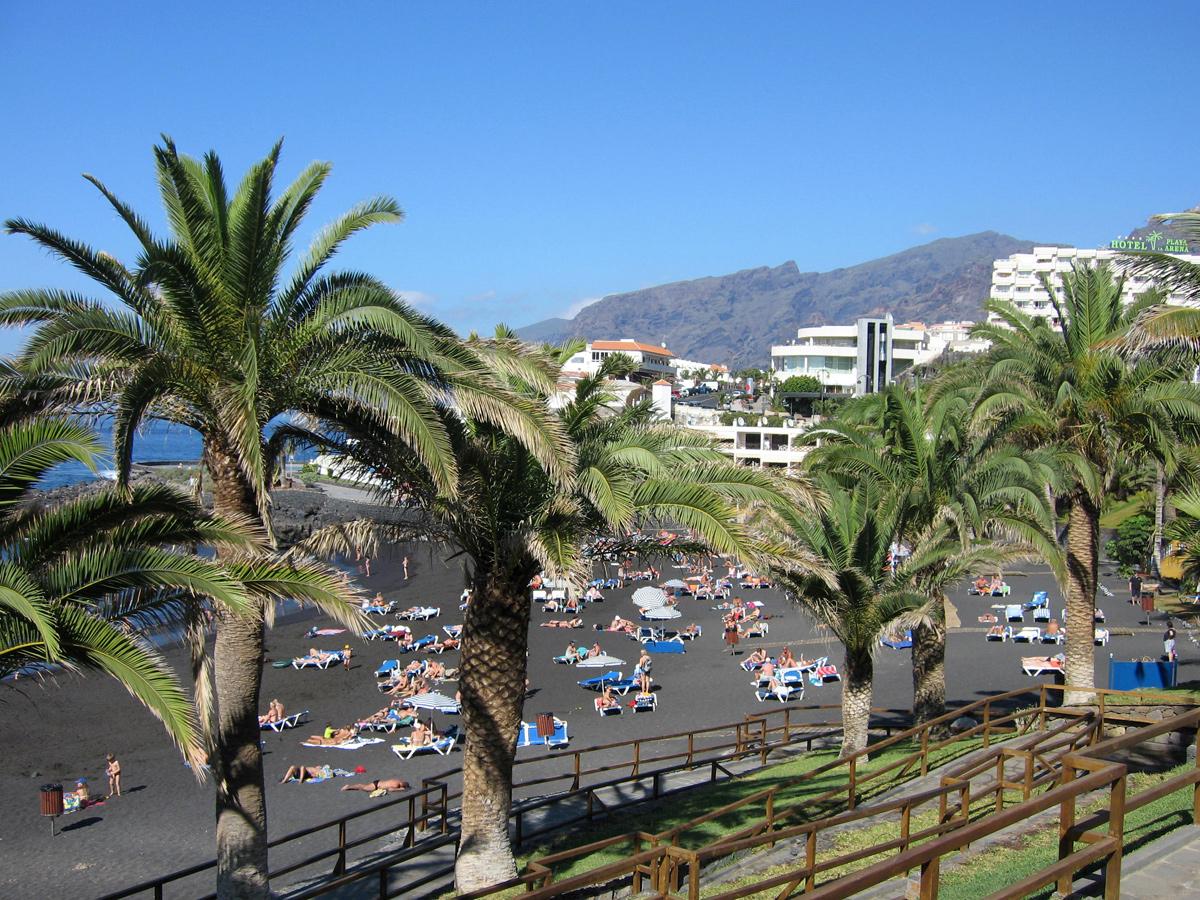 Playa de la Arena - Strand