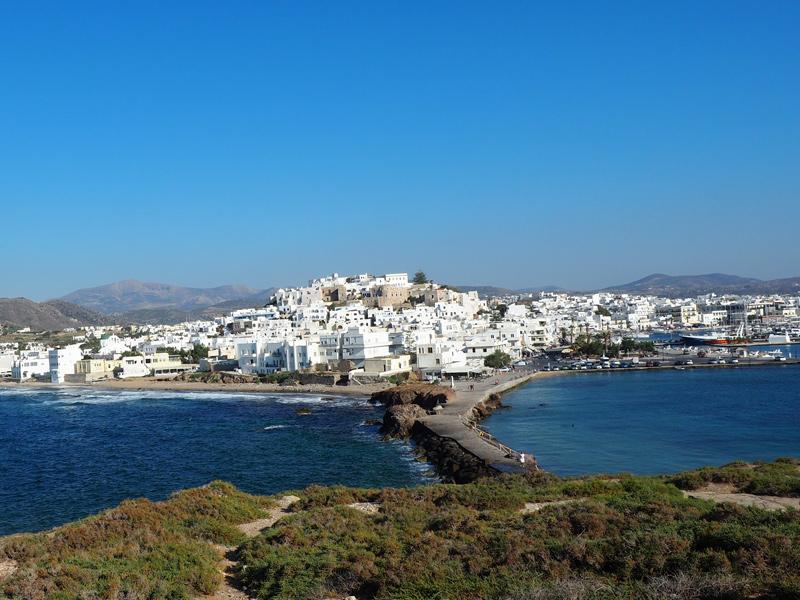 Naxos - Chora