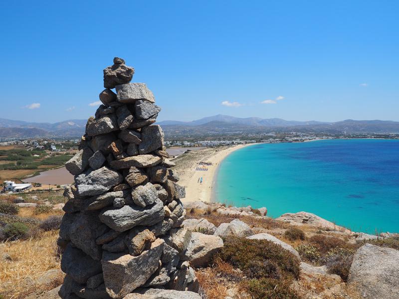 Naxos - Strand Agios Prokopios