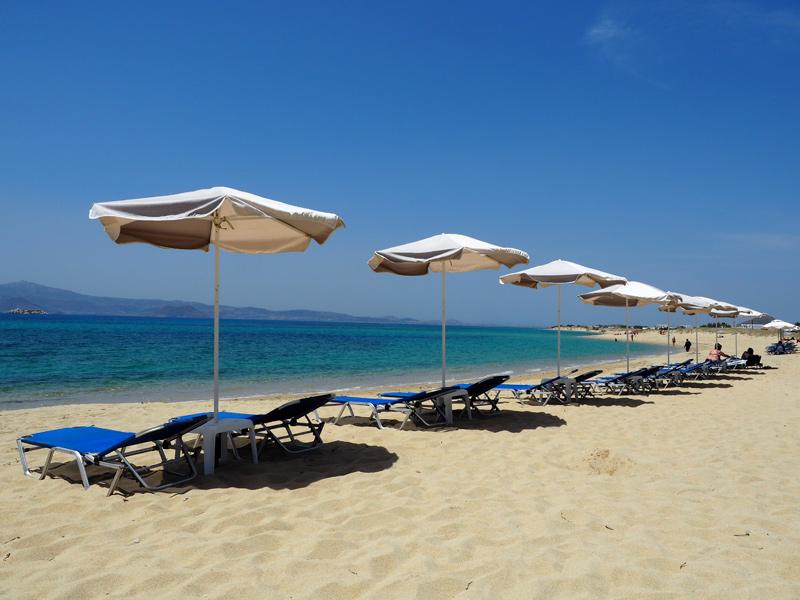 Naxos - Strand Plaka