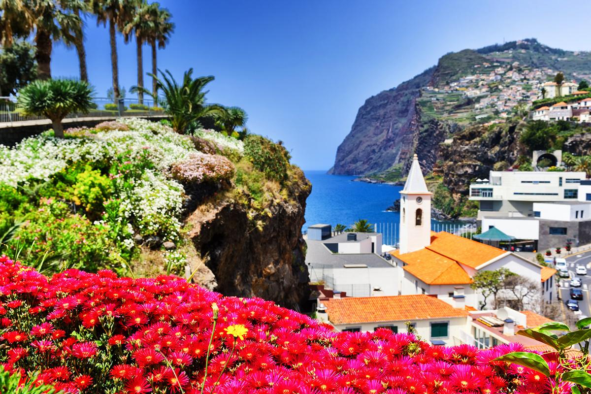 Madeira - Camara do Lobos