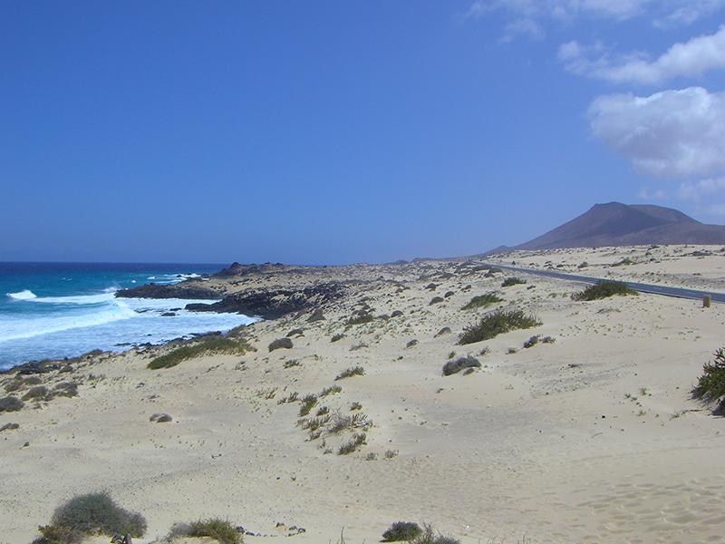 Fuerteventura - Corralejo Dünen