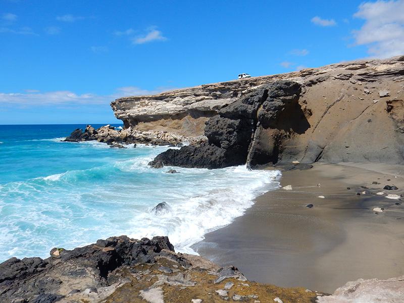 Fuerteventura - La Pared Strand