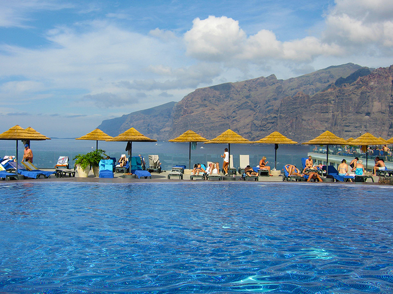 Teneriffa Nur-Hotels
