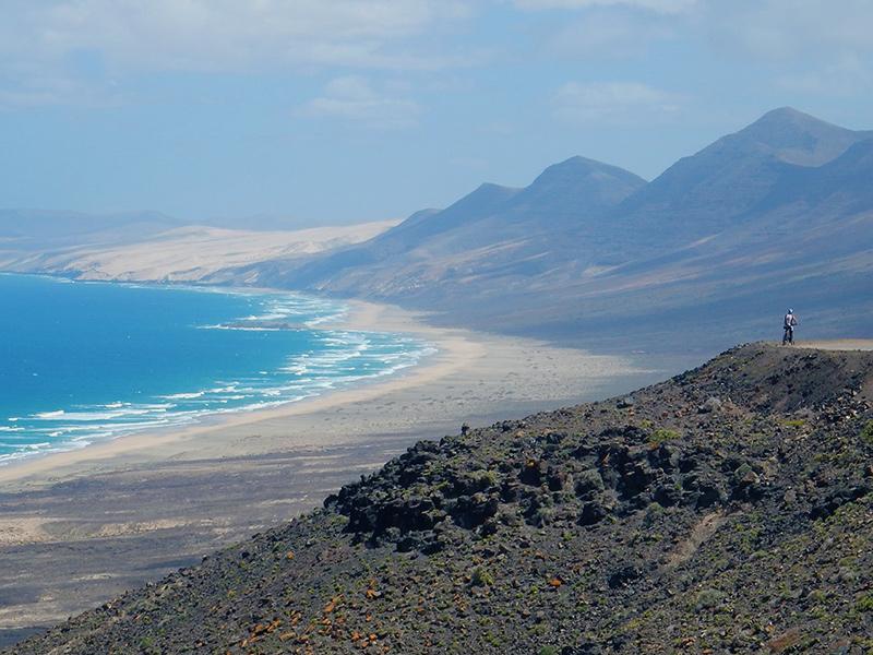 Fuerteventura - Mountainbike-Tour nach Cofete