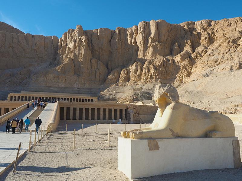 Ägypten - Luxor