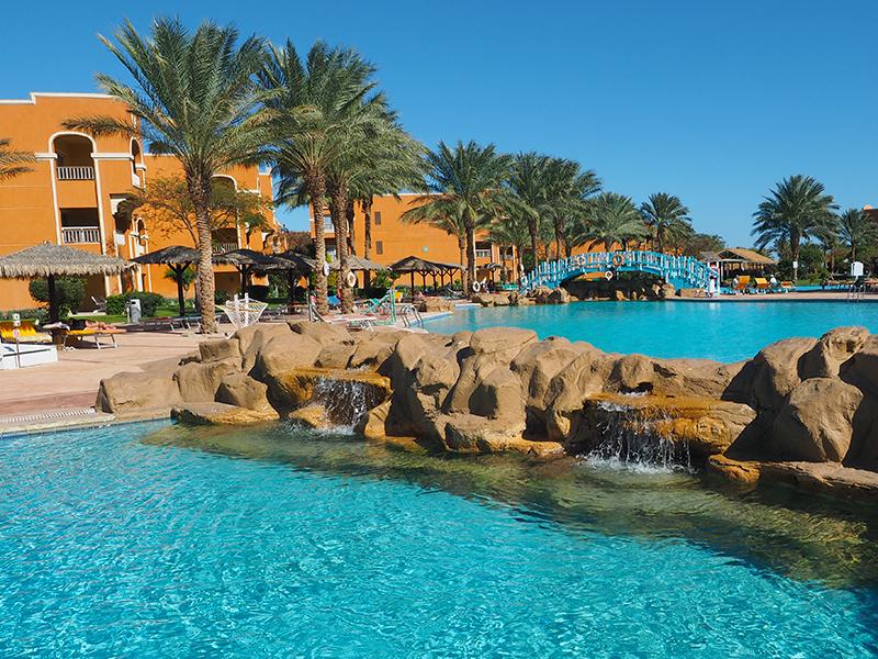 Ägypten- Nur-Hotels
