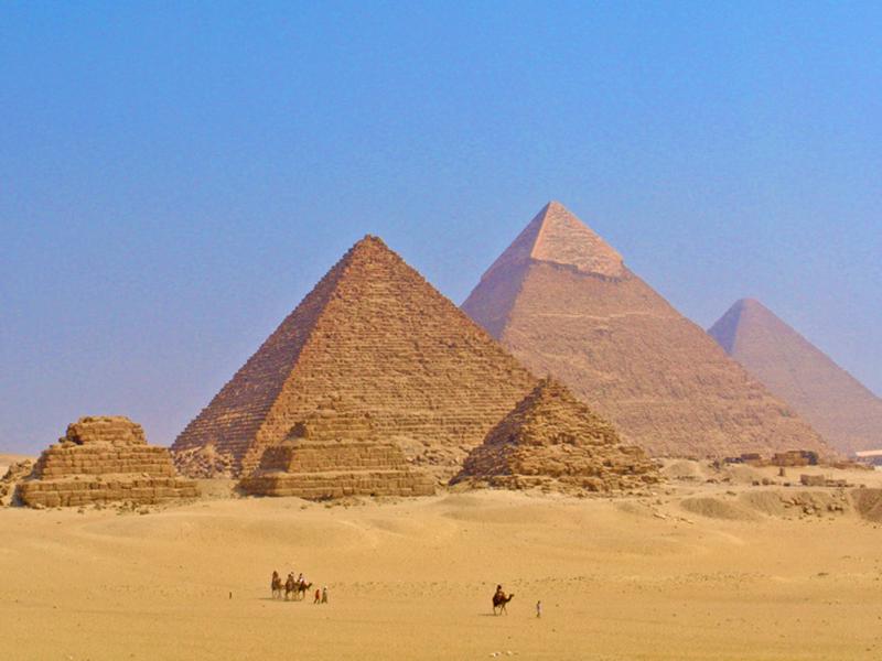 Ägypten - Pyramiden