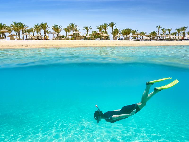 Ägypten - Strand & Schnorcheln