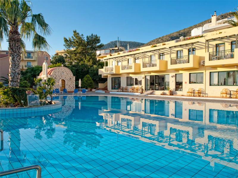Kreta - Hotel Astrias Village