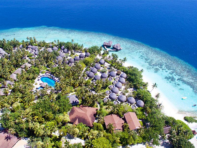 Malediven - 4-Sterne