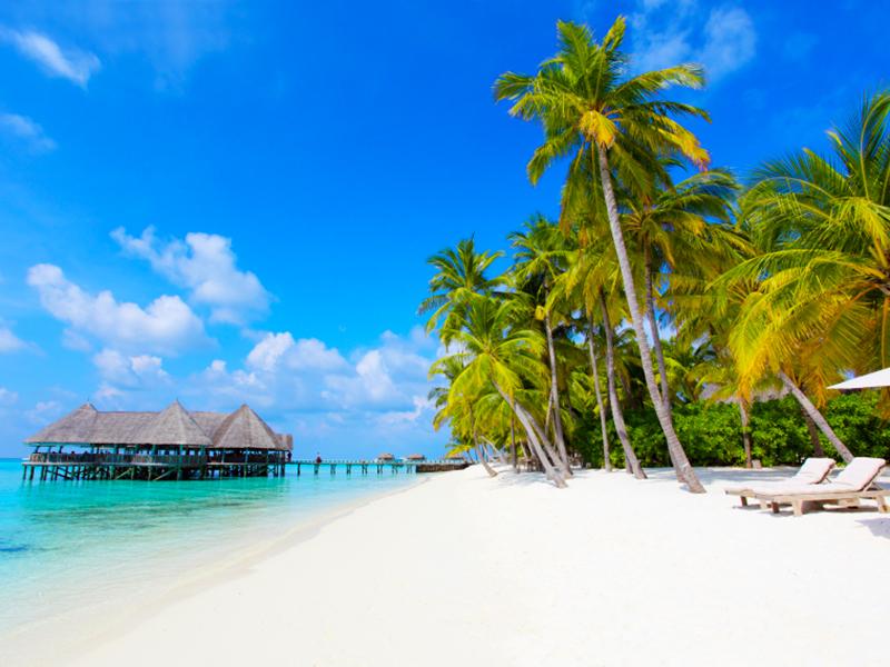 Malediven - Resort