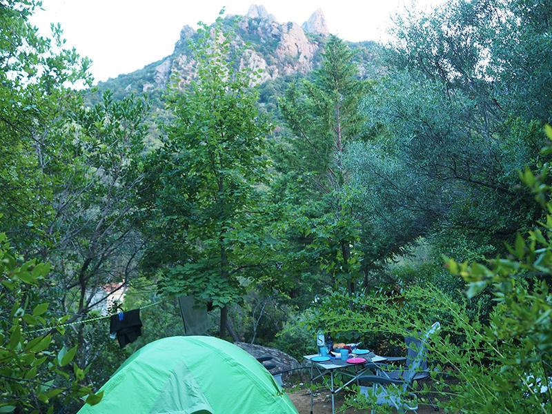 Campingurlaub an Pfingsten auf Korsika