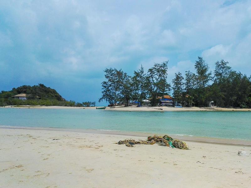Koh Samui - Choeng Mon Beach